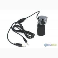 Вебкамера (webcam) с микрофоном для ПК, ноутбука, 3Мп