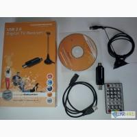 Продам цифровой ТВ тюнер USB2.0 mpeg2/mpeg4
