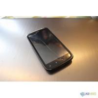 Продам Мобильный телефон HTC Sensation б/у в Донецке в рабочем состоянии с трещиной на сте