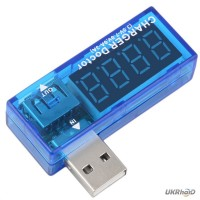 USB Тестер вольтметр амперметр Charger Doctor