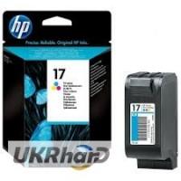 Продам Картридж HP No.17 (C6625A)