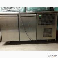 Холодильный стол двухдверный бу Tecnodom