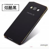 Роскошный чехол для Samsung Galaxy A7 -Черный - В наличии- новый