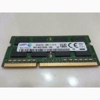 Продам память для ноутбука SODIMM DDRIII 4Gb ( DDR3 )