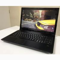 Надежный ноутбук Lenovo B560 (коробка, документы)