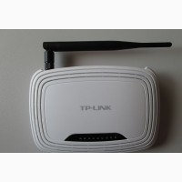 Wi-Fi маршрутизатор TP-Link TL-WR741ND