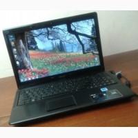 Быстрый ноутбук Asus X52N (3 ядра, 4 гига)