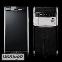 Vertu Signature Touch Black Leather, Verty, верту, копии vertu, копии vertu киев