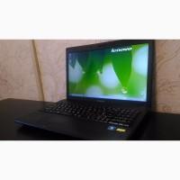 Красивый производительный ноутбук Lenovo G565