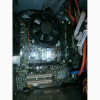 Компьютер, 2 ядра Intel Core 2 Duo