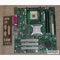 Материнская плата Socket 478 Intel Hazelton D865GVHZ