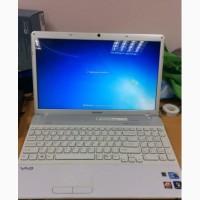 Ноутбук и деловой и для игр SONY VAIO VPCEB1M1R 2 часа батарея