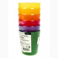 R3-110120, Набор пластиковых стаканов (6 шт.), разноцветный