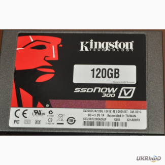 SSD Kingston SSDNow V300 120GB
