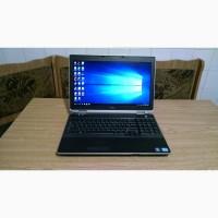 Dell Latitude E6530, 15, 6#039;#039; 1600x900, i7-3540M, 8GB, 500GB, добра батарея. Апгрейд