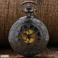 Карманные часы в стиле ретро