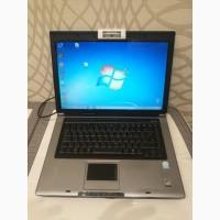 Недорогой двух ядерный ноутбук Asus F5R для домашнего использования или офиса