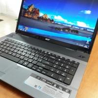 Игровой ноутбук Acer Aspire 7540G с большим экраном 17, 3