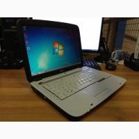 Двух ядерный офисный ноутбук Acer Aspire 4310 для работы