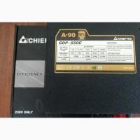 Блок питания Chieftec A-90 GDP-650S Модульный Игровой