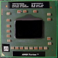Процессор к ноутбуку AMD Turion 64 X2 Mobile technology RM-70