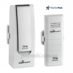 Немецкая метеотехника TFA для смартфона