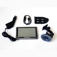 5 GPS навигатор Pioneer D516 - 8Gb IGO, Navitel, CityGuide