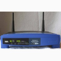 Wi-Fi роутер Linksys WRT54GL