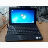 Продам отличный нетбук Lenovo S100c, черного цвета