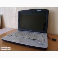 Нерабочий ноутбук Acer Aspire 4520G на запчасти