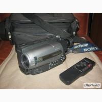 Видеокамера Sony CCD-TR502E Video8