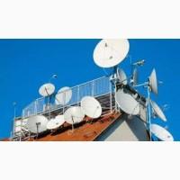 Установка оборудования для просмотра спутникового телевидения