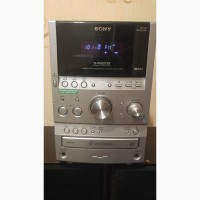 Музыкальный центр SONY, FM, 3 диска, MP3