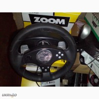 Игровой руль+педали Thrustmaster RGT Force Feedback PRO Racing Wheel