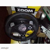 Игровой руль+педали Thrustmaster RGT Force Feedback PRO Racing Wheel
