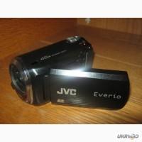 Видеокамера цифровая JVC GZ-MS110 на картах памяти