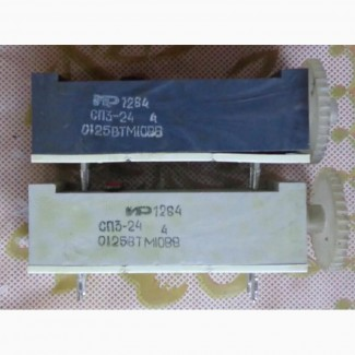 Резистор переменный многооборотистый СП3-24 0, 125 Вт 100кОм