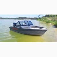 Алюминиевая лодка POWERBOAT 470