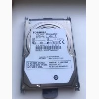 Жесткий диск Toshiba 320GB 5400rpm 8MB MK3259GSXP 2. 5 SATAII