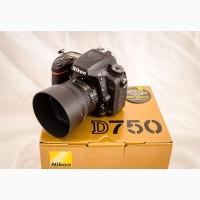 Nikon D750 DSLR Camera.$1350 USD