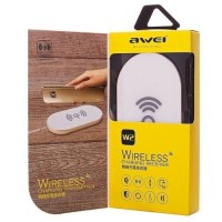 Беспроводное зарядное устройство AWEI W2 БЕЛЫЙ