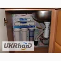 Установка фильтров питьевой воды