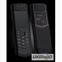 Vertu Signature S Design Pure Black, Verty, верту, копии vertu, копии vertu киев