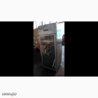 Шкаф морозильный со стеклянной дверью бу