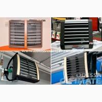 Тепловентиляторы Одесса - водяные - электрические купить