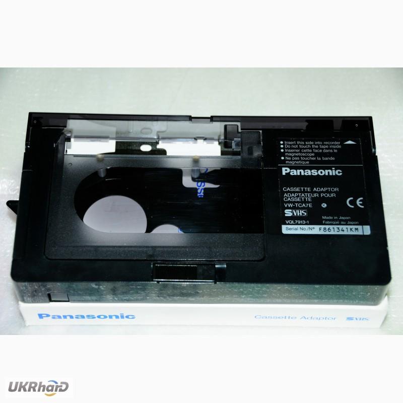 Фото 2. VHS-C адаптеры