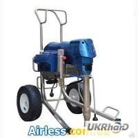 Мощный агрегат окрасочный для вязких составов AS E-450