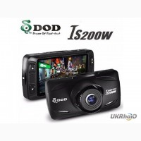 Видеорегистратор DOD IS-200W