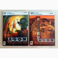 Игровой диск PC DVD Game Agon: Потерянный меч