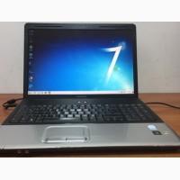 Большой ноутбук HP Presario CQ 70